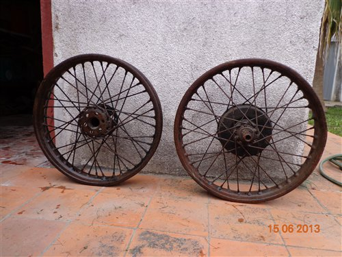 Part Wheels Motorcycles