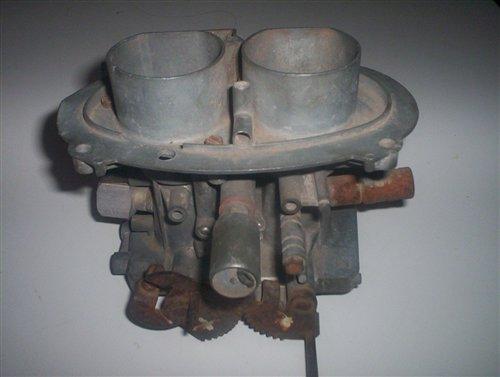 Part Carburetor Simultaneous Opening