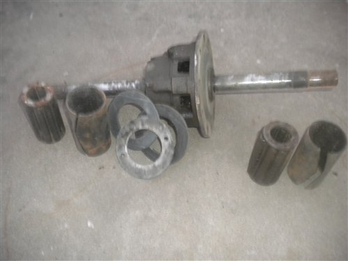Part Core Ford T
