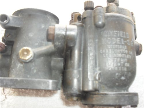 Part Carburetor Winfield