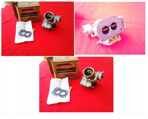 Part Carburetor