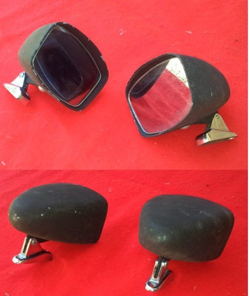 Part Rear View Mirrors