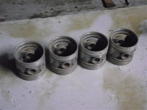 Part Pistons And Rings Ford A