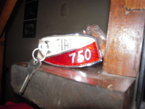 Part Lock Fiat 600