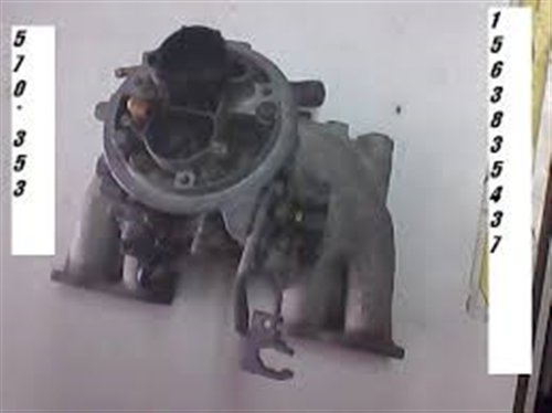 Part Multiple Intake Carburetor