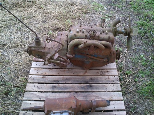 Part Lot Spare Parts Ford A