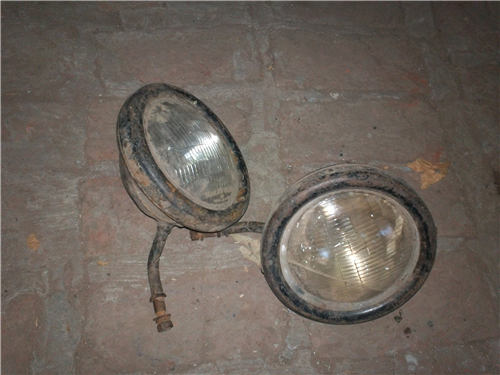 Part Faros Ford T