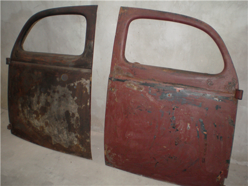 Part Puertas Coupe Ford 39