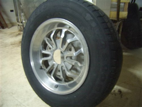 Part Rim Alloy