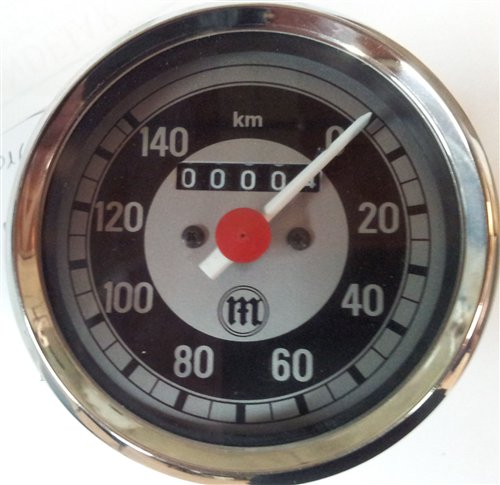 Part Montesa Speedometer 175 Sport Silver