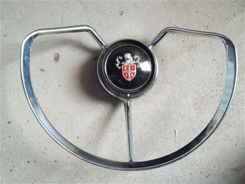 Part Steering Wheel Center Siam Di Tella Magnette-morris