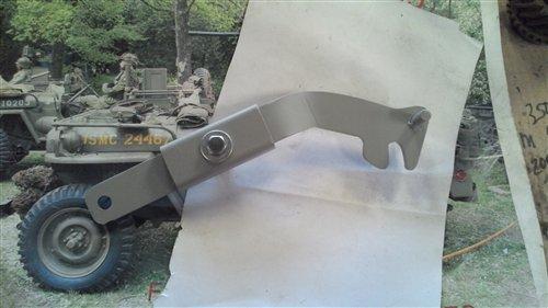 Part Stretch Belt Alternator Jeep Willys Mb Gpw