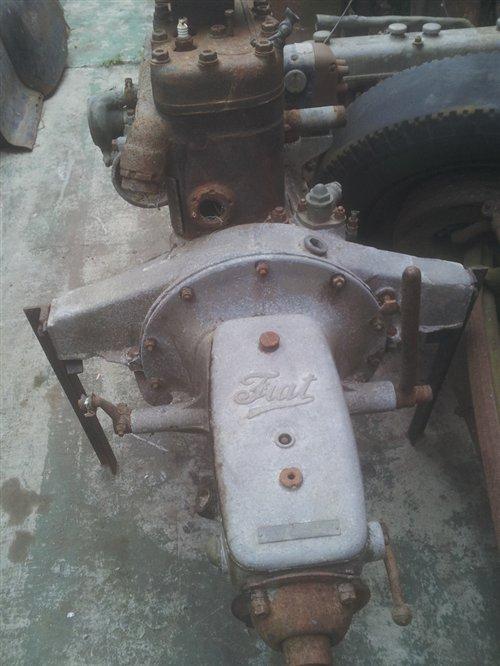 Repuesto Motor Caja Fiat 501 1925