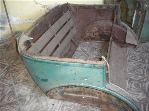 Repuesto Vendo Parte Trasera Chevrolet 1929
