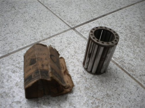 Part Roller Bearing Box