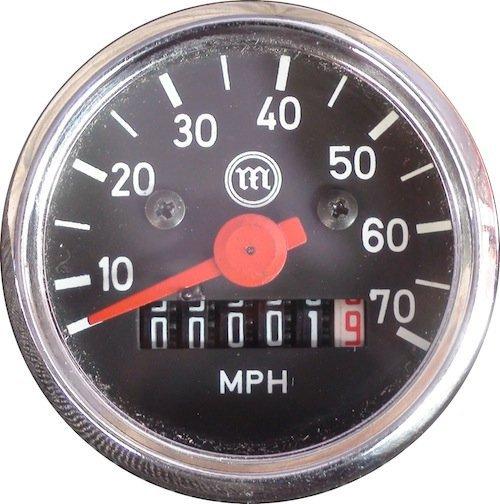 Part Speedometer Montesa Cota Miles