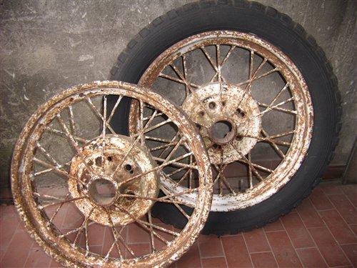 Part Rims Ford A 1928/29