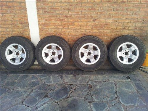 Repuesto Ruedas Pirelli ATR Scorpion