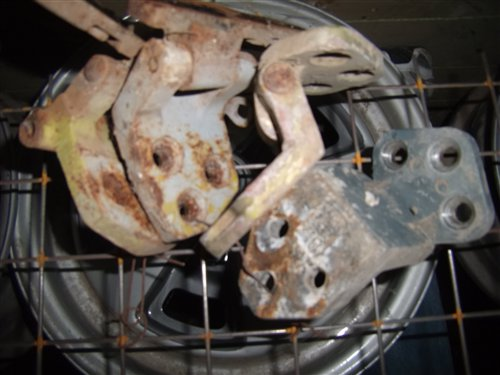 Part Chevrolet 400 Hinges