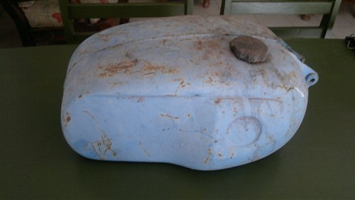 Part Fuel Tank 175 Ponderosa Zanella