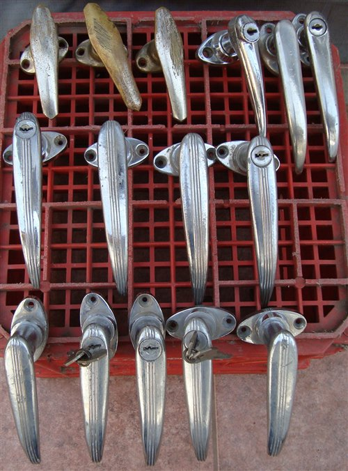 Part Lot Handles Ford