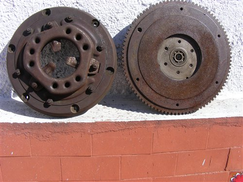 Part Steering Wheel Plate Citroen 1947