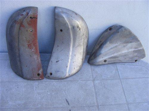 Part Fender Accessories