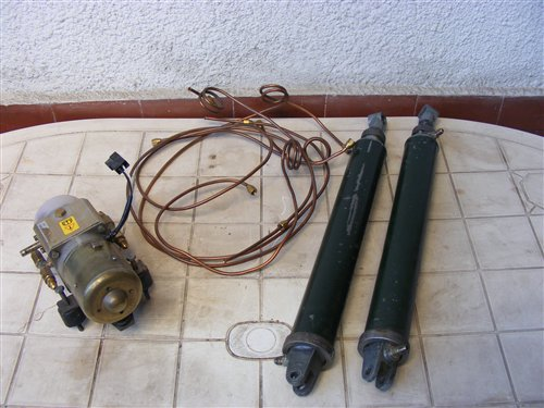 Part Pump Hydraulic Hood