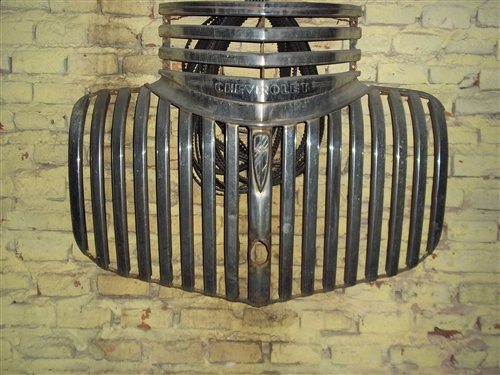 Part Grill 1946 Chevrolet Pick Up Truck