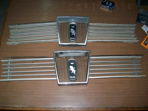 Part Parrilla Torino Ts