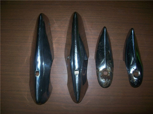 Part Uñas Paragolpe Ford Cupe 1938
