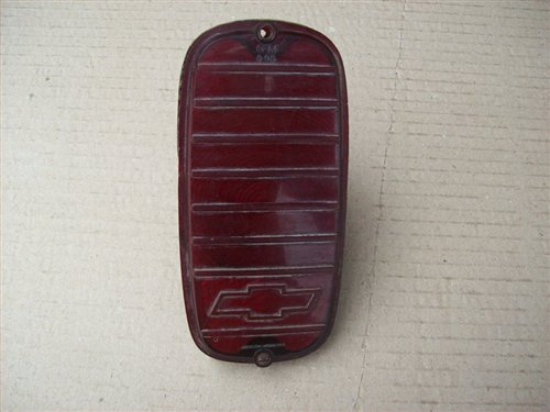 Part Tail Light Chevrolet Apache C10