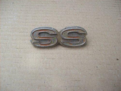 Repuesto Insignia Chevrolet Super Sport