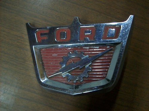 Part Logo Ford F100