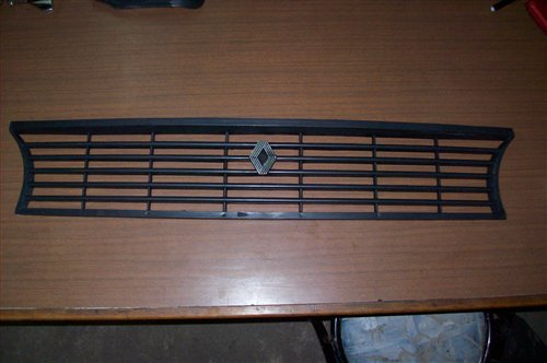 Part Grill 6 Renault