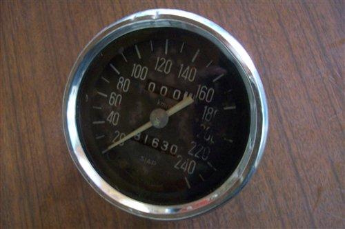 Part Speedometer Torino