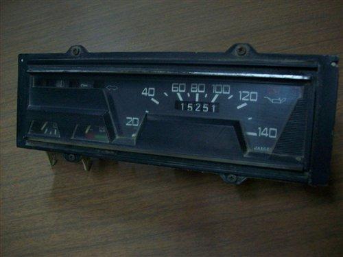 Repuesto Tablero Renault 6