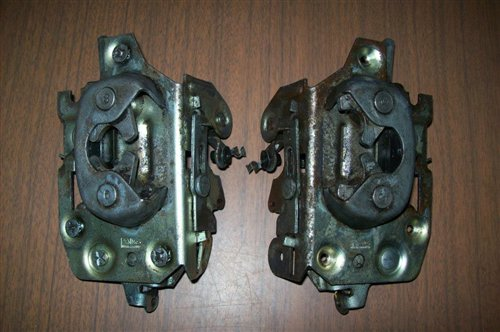 Part Locks Ford Fairlane