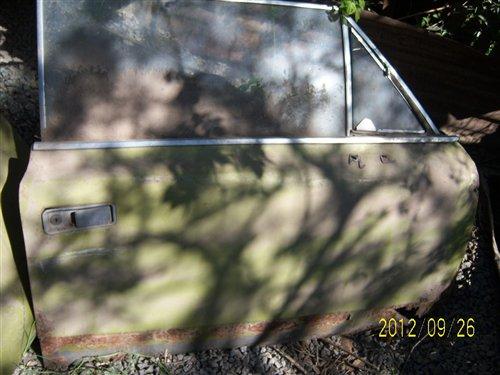Repuesto Puertas Coupé Torino TSX