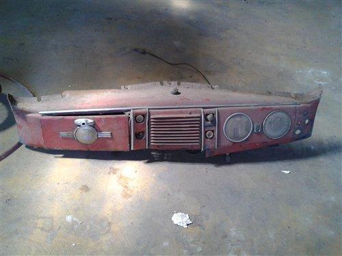 Repuesto Tablero Ford 1937/38