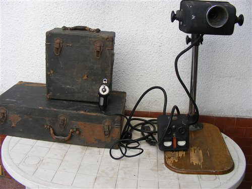 Part Old X-ray Equipment