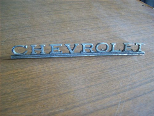 Part Chevy Logo