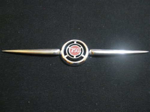 Part Grill Fiat 600 D Whiskers