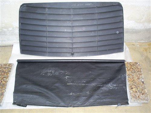 Part Curtain Lancia Beta
