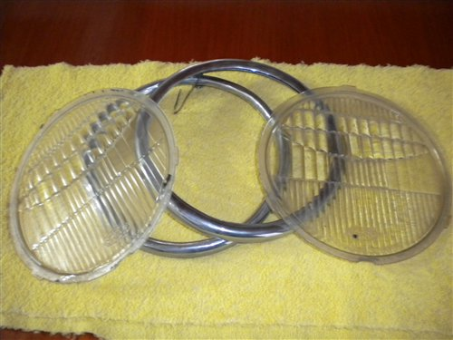Part Game Glasses Ford A
