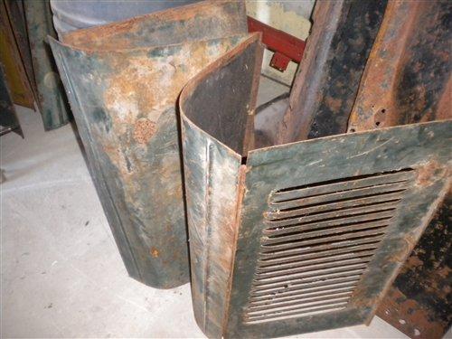 Repuesto Capot Chevrolet 1928