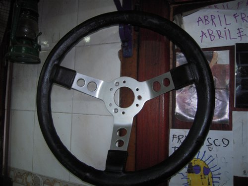 Part Sport Steering Wheel