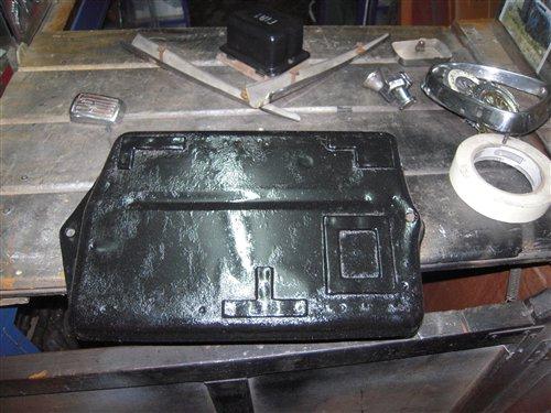 Part Battery Cap Fiat 600 800