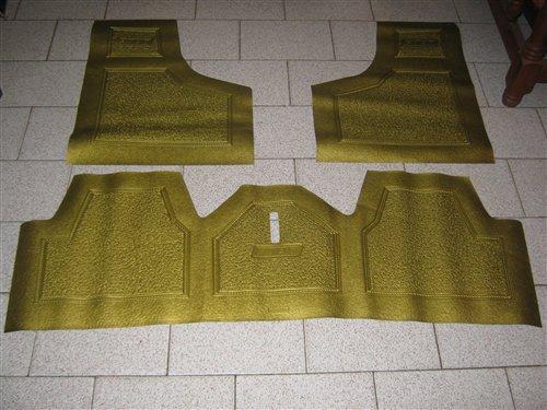 Part Play Carpets Fiat 600