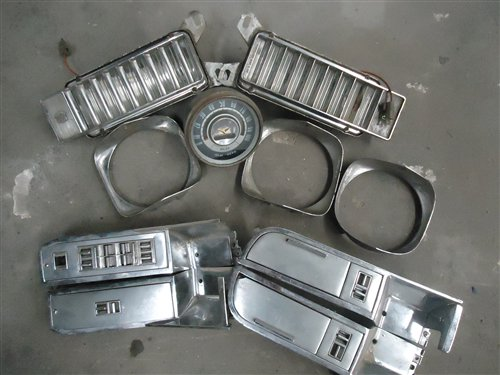 Part Cadillac Accessories